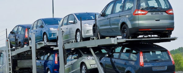 transport de voiture